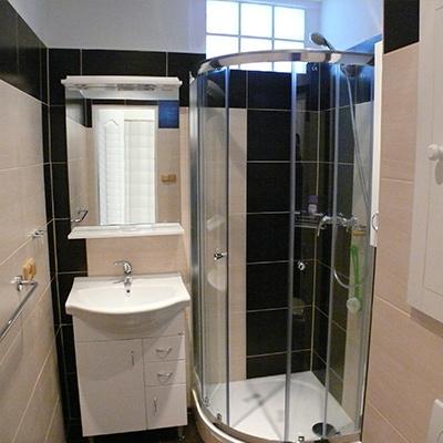 Rekonstrukce koupelny v bytovce